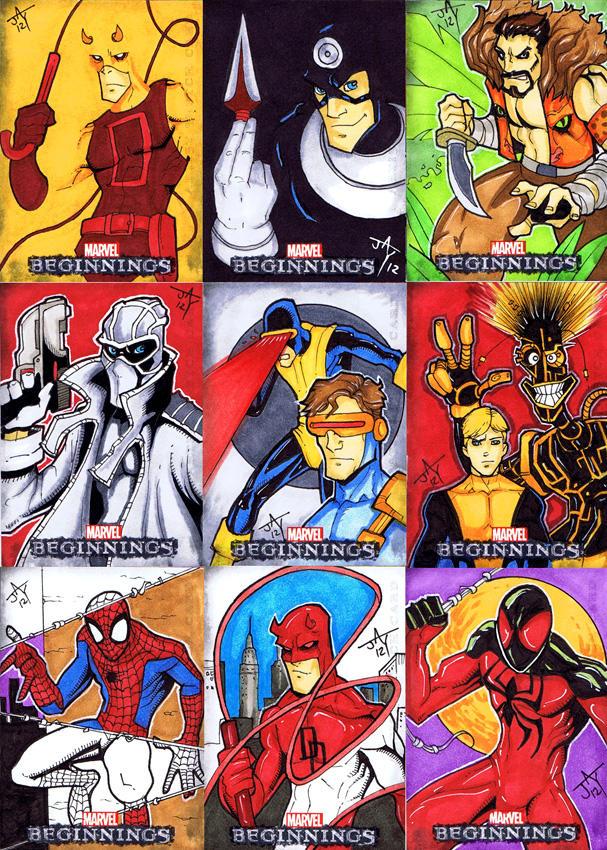UD-Marvel Beginnings-Verticals by Jayson-kretzer