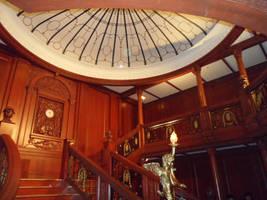 Titanic Exhibition - Grand Staircase 4 by ThomasAnime