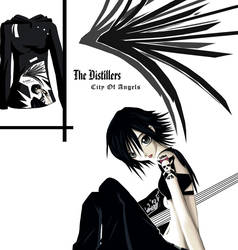 .::brody..The distillers::.. by larenn