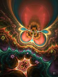 Hypnotic Festival Inside by Phraktalous