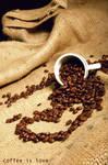 coffee is love by tahnee-r