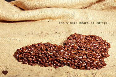 the simple heart of coffee by tahnee-r