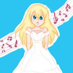singing by Oichi-n