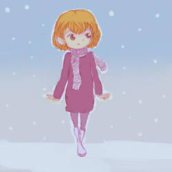 snow by Oichi-n