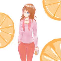 orange by Oichi-n