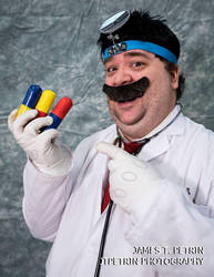 Dr. Mario 3 by MLBlue