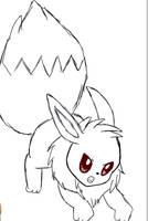 Eevee by SonicProBoom101