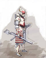 the trooper by velcro-falcon