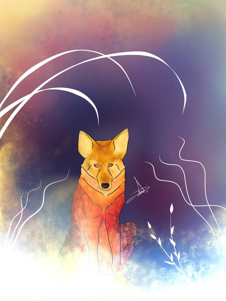 Coyote by DeivisSoul