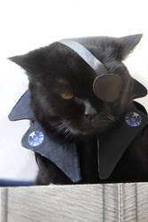 Nick Fury cosplay by MigraineSky
