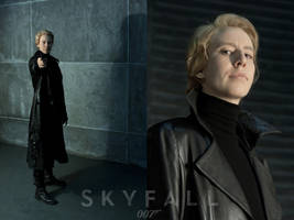 Raoul Silva cosplay by MigraineSky