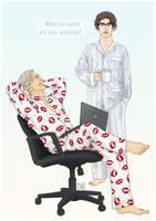 Pajamas by MigraineSky