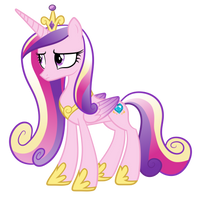 Princess Cadence Vector by Proenix