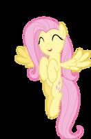 Cute Fluttershy by Proenix