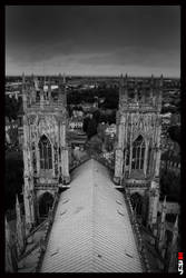 York Minster by PsychoPixel