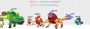 Vengol Pixeldex WIP [Last Edited: 23/1/19] by EventHorizontal