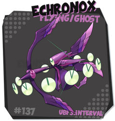 137 UBF3: Echronox by EventHorizontal