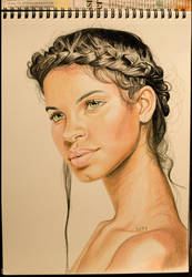 portrait practice by MrSeanLott