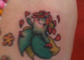 Bellossom Tattoo by DiruLiCiouS