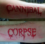 Cannibal Corpse Tattoo by DiruLiCiouS