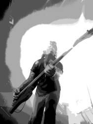 Nikki Sixx 2011 by AubreyJones92