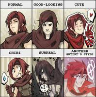 ..::GG: Style Meme: Hero1::.. by Megan-Uosiu