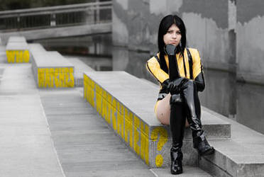 Silk Spectre II 3 by Anti-Ai-chan