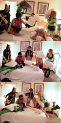 DC Slumber Party by Anti-Ai-chan