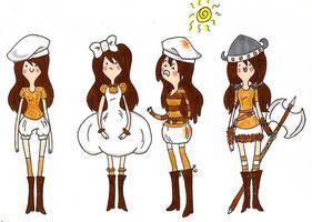 Princess S'mores by Anti-Ai-chan