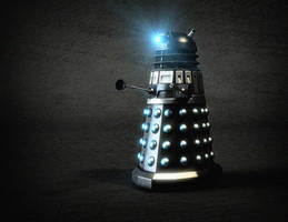 Dalek, Grey NSD by AntLamb