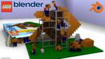Lego Blender by RamaelK