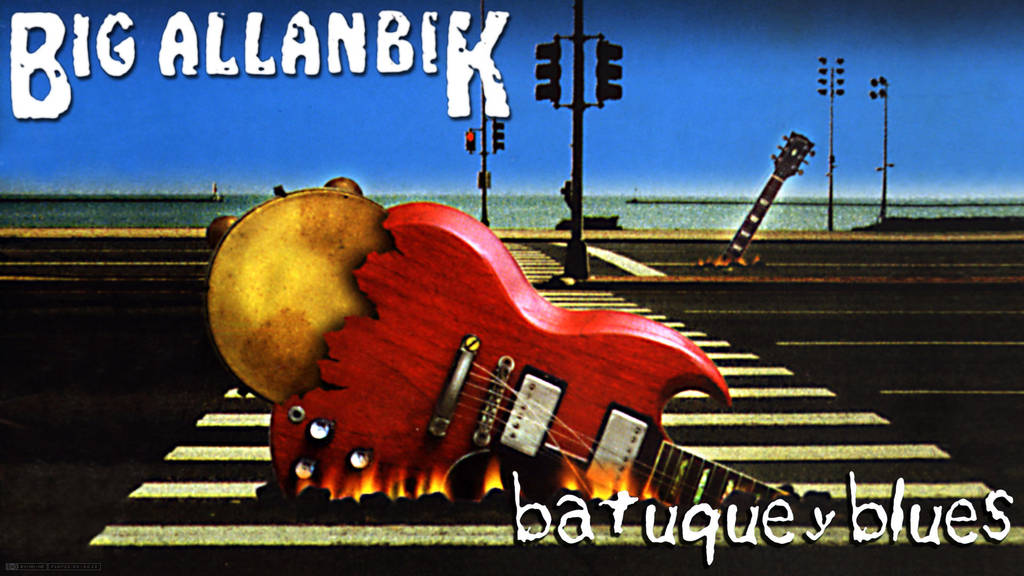 Big Allanbik - Batuque y Blues by RamaelK