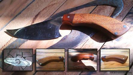 Knife Husqvarna 01 by RamaelK