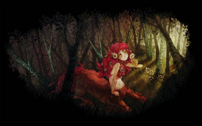 birch webs by msh