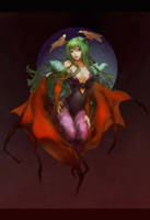 a morrigan by msh