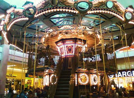 Double Decker Carousel by ShipperTrish