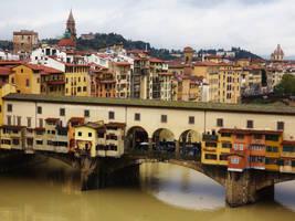 Ponte Vecchio by ShipperTrish