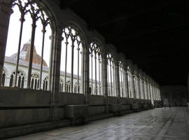Cloister by ShipperTrish