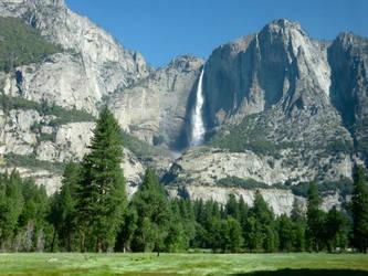 Yosemite Falls by ShipperTrish