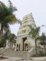 Malibu Hindu Temple by ShipperTrish