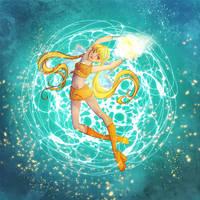 Stella Magic Winx by Caentris