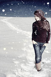 Snow by DeadlyCase