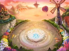 Game Scene1 by nj365