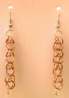 Copper-Sterling Cascade by Ginkage