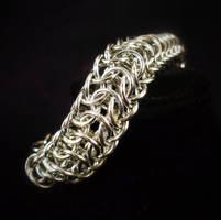 Persian Dragonback Bracelet by Ginkage