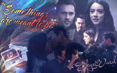 SkyeWard Some thing are meant to be by FrancyCaptainSwan