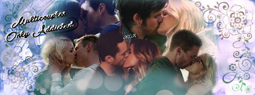 Multicouples Only Addicted by FrancyCaptainSwan