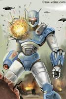 Robot by Raz-Veinz