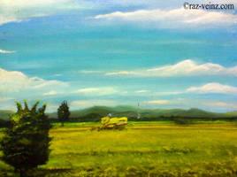 Harvesting by Raz-Veinz
