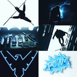 Nightwing by Mrs-Reed
